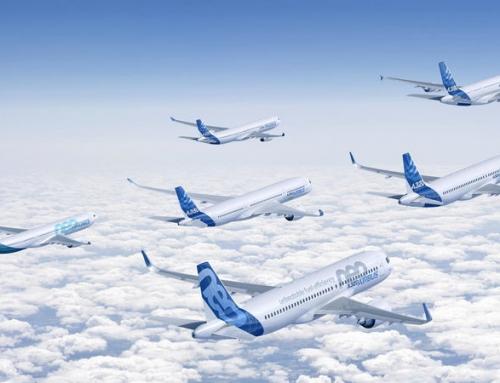 Tragrahmen Sauerstoffversorgung Airbus