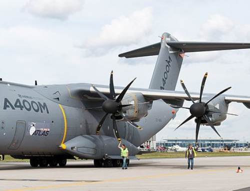A400M DSRS Booster Support