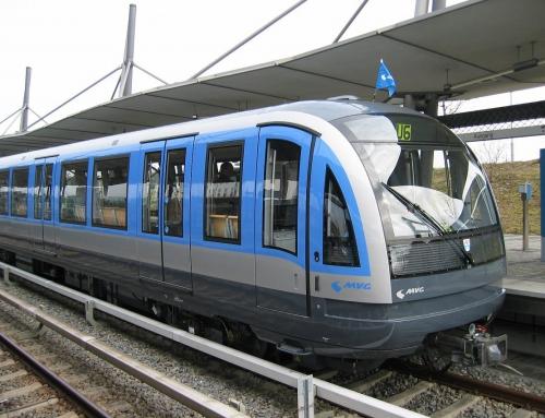 Wagenkasten U-Bahn München